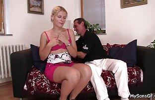Brunette teen Jenny Fer daun keduanya mertua japan xxx lubang untuk kepuasan.