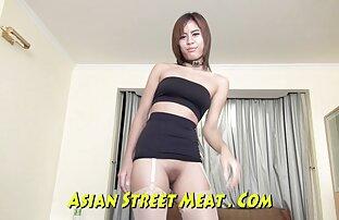 Gadis Thai bodoh, Mimi, memberikan oral ke orang asing yang baru xxx bokeb jepang ia temui.