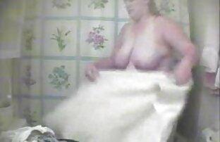 AssTraffic kedua lubang jepang sex porn yang diisi threesome